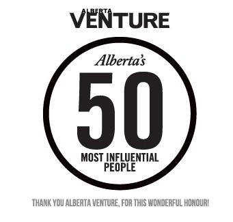 Alberta Venture - Alberta's 50 Most Influential People